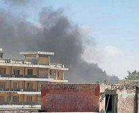 Somali'nin başkentinde büyük patlama