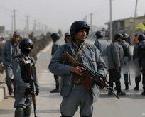 Taliban polislere saldırdı