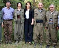 Kandil'den terörün siyasi ayağı HDP'ye ittifak talimatı!
