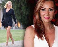 Pınar Altuğ'un bu hali 'Yok artık' dedirtti!
