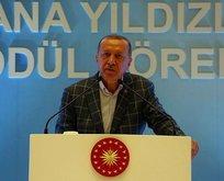 Erdoğan: Lamı cimi yok bu değişecek!