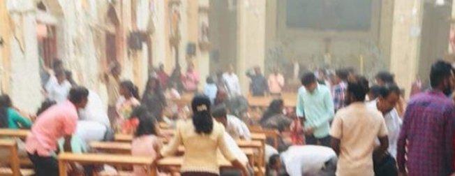 Son dakika... Sri Lanka'da art arda patlamalar
