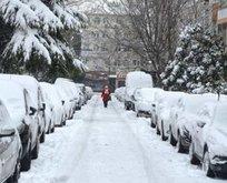 İstanbul'a kar yağacak mı? Meteoroloji tarih verdi! O güne dikkat