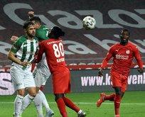 Konyaspor tek golle geçti!