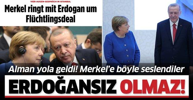 Alman Bild Gazetesi: Erdoğansız olmaz
