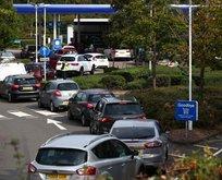 İngiltere'de yakıt krizi! 100 bin kişi aranıyor