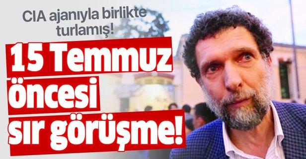 Kavala ve Barkey'in dikkat çeken Diyarbakır turu!