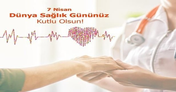 Dünya Sağlık Günü sözleri mesajları resimli!