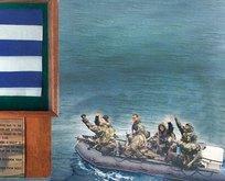 O alçağa bayrak dersi! 24 yıldır korunuyor