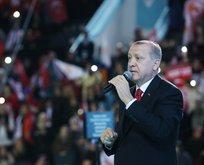 Başkan Erdoğan Samsun adaylarını açıkladı