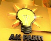 AK Parti o rakamı açıkladı