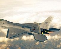 Milli savaş uçağı için TUSAŞ'tan dev adım