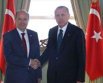 Başkan Erdoğan müjdeyi Kıbrıs'ta verecek!