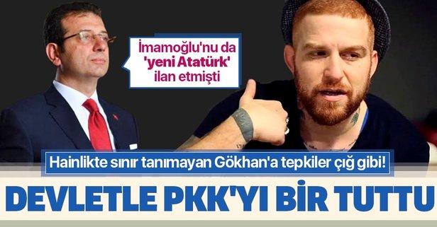 Hainlikte sınır tanımadı! Devletle PKK'yı bir tuttu