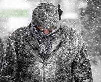 Meteoroloji şehir şehir açıkladı! Kar geliyor!