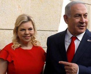 Netanyahunun eşine yolsuzluk soruşturması
