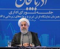 İran'dan ABD'ye tutumunu düzelt çağrısı