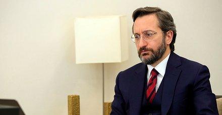 İletişim Başkanı Fahrettin Altun'dan yardım açıklaması: Bu bir siyaset meselesi değil