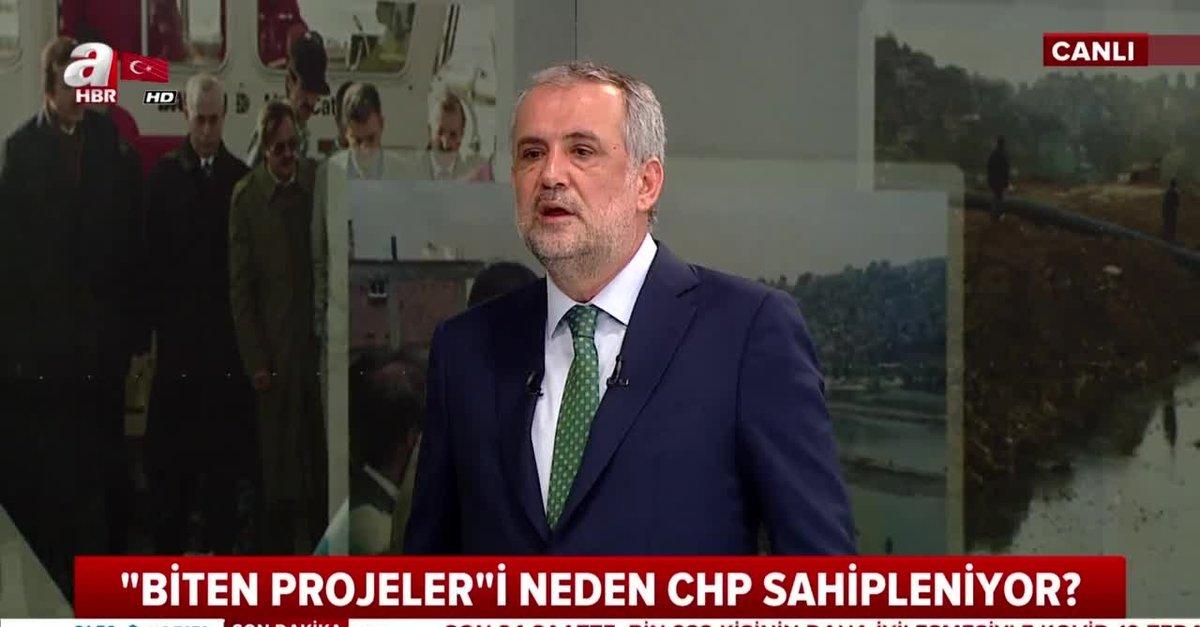 Bakan Yardımcısı Prof. Dr. Mehmet Emin Birpınar: CHP emek ...