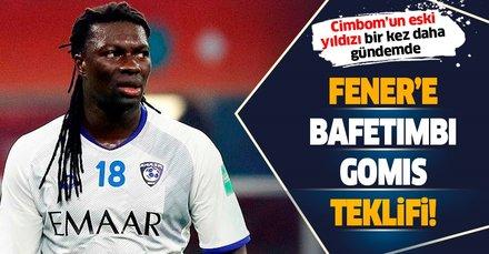 Fenerbahçe'ye Bafetimbi Gomis teklifi