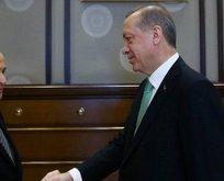 Erdoğanın mesajı MHP Kurultayında okundu