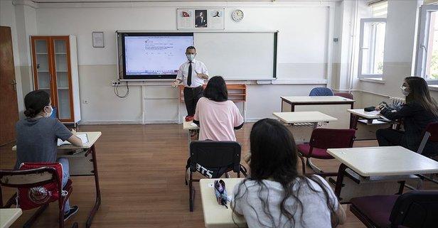 Lise sınavları iptal mi oldu? 2021 2. dönem lise sınavları ertelendi mi, online mı yapılacak?