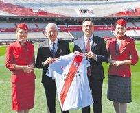 THY River Plate formasında