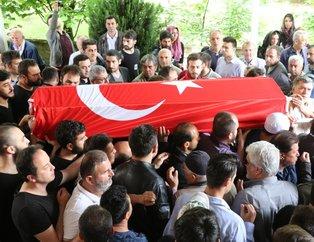 Bıçaklanarak öldürülen arkeolog Sinan Sertel'in cenazesinde kahreden detay!