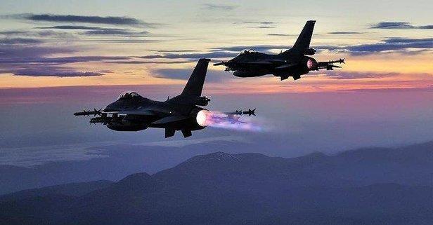 Irak'ın kuzeyinde 3 terörist daha etkisiz!