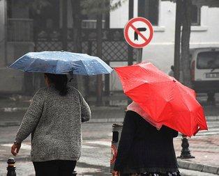 Meteoroloji'den 6 ile sağanak yağış uyarısı