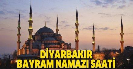 Diyarbakir Bayram Namazi Saat Kacta 2019 Diyanet Diyarbakir