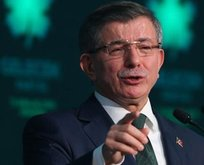 Davutoğlu'na 'Ahmet Kekeç' tepkisi