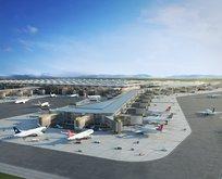3. Havalimanı'na ilk uçak Şubat'ta inecek