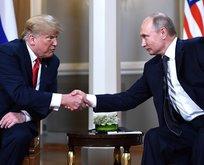 Trump ve Putin'den START görüşmesi