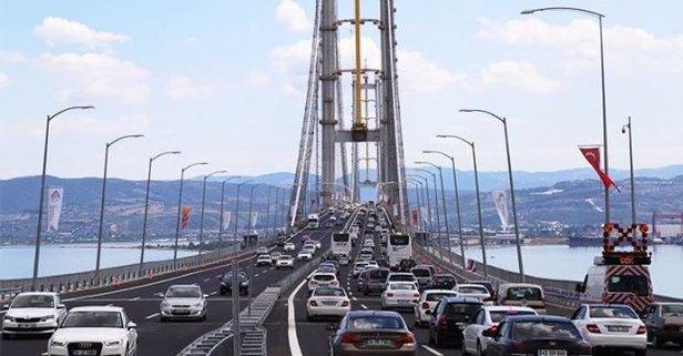 İstanbul köprü geçişleri son dakika ücretsiz mi oldu?