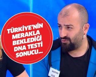 Müge Anlı DNA testi sonucunu canlı yayında açıkladı!