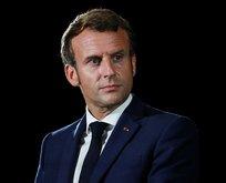 Doğu Akdeniz'deki gerilimi artıran Macron bataklığa battı!