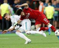 Ramos'un Salah korkusu