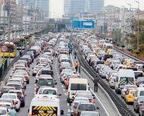Geçen yılı ikiye katladı! 9 ayda 736 bin yeni araç
