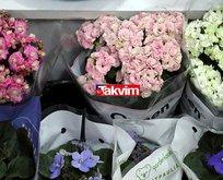 Bugün çiçekçiler açık mı, çalışıyor mu 2021?