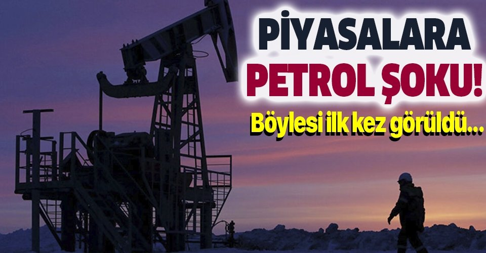 Son dakika: Küresel piyasalara petrol şoku! 21 Nisan petrol fiyatları son durum