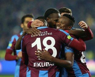 Trabzon üçleme peşinde