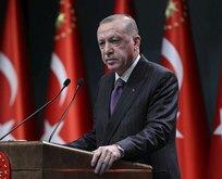 Başkan Erdoğan'dan Karabağ açıklaması