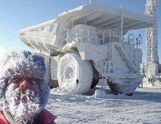 En soğuk yerlerden inanılmaz fotoğraflar!