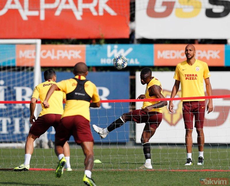 Fatih Terim'den Şampiyonlar Ligi maçı öncesi flaş karar! İşte Galatasaray'ın Real Madrid 11'i