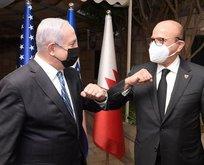 Bahreyn'den yeni bir skandal daha!