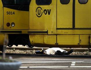 Hollanda'da terör alarmı! Polis harekete geçti