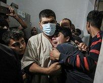 Filistin'de yas var! İptal edildi...