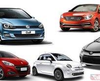 Otomobil satışları üçe katlandı
