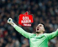 Mourinho Uğurcan Çakır'dan vazgeçmiyor
